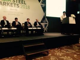 Hội thảo thị trường thép Châu Á 2018